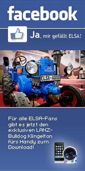 Jetzt ELSA-Fan auf Facebook werden!