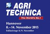 ELSA auf der Agritechnica 2015